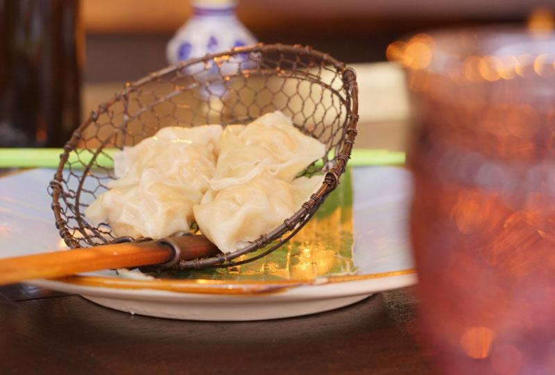 Asiatisch Malaysisch Essen